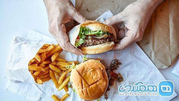 اگر ساندویچ بخوریم، کرونا می گیریم؟
