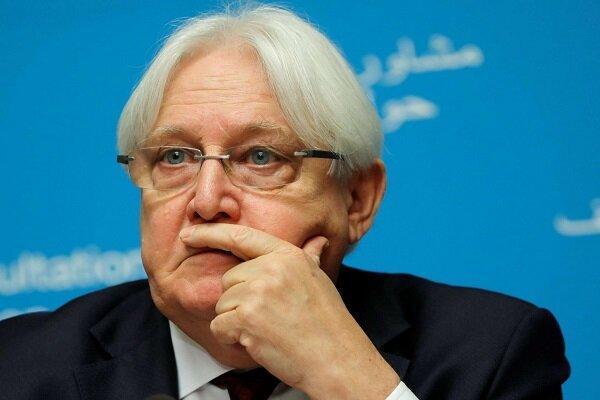 گریفیتس در اجرای مأموریت خود در یمن شکست خورده است