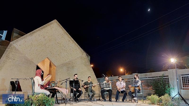 اجرای کنسرت موسیقی سنتی آن لاین در موزه خط و کتابت نی ریز