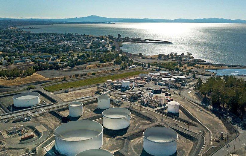 پالایشگاه های نفت خام به سمت تولید سوخت پایدار می فرایند