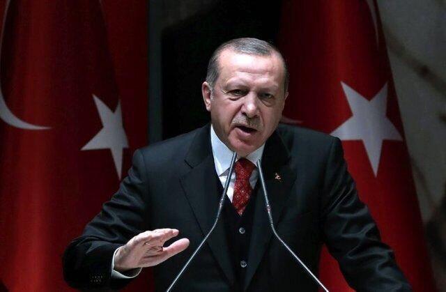 اردوغان بار دیگر یونان را تهدید کرد؛از این آتش نمی توانی بگریزی