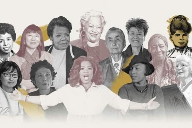 زنان قرن هنر، ادبیات و رسانه امریکا