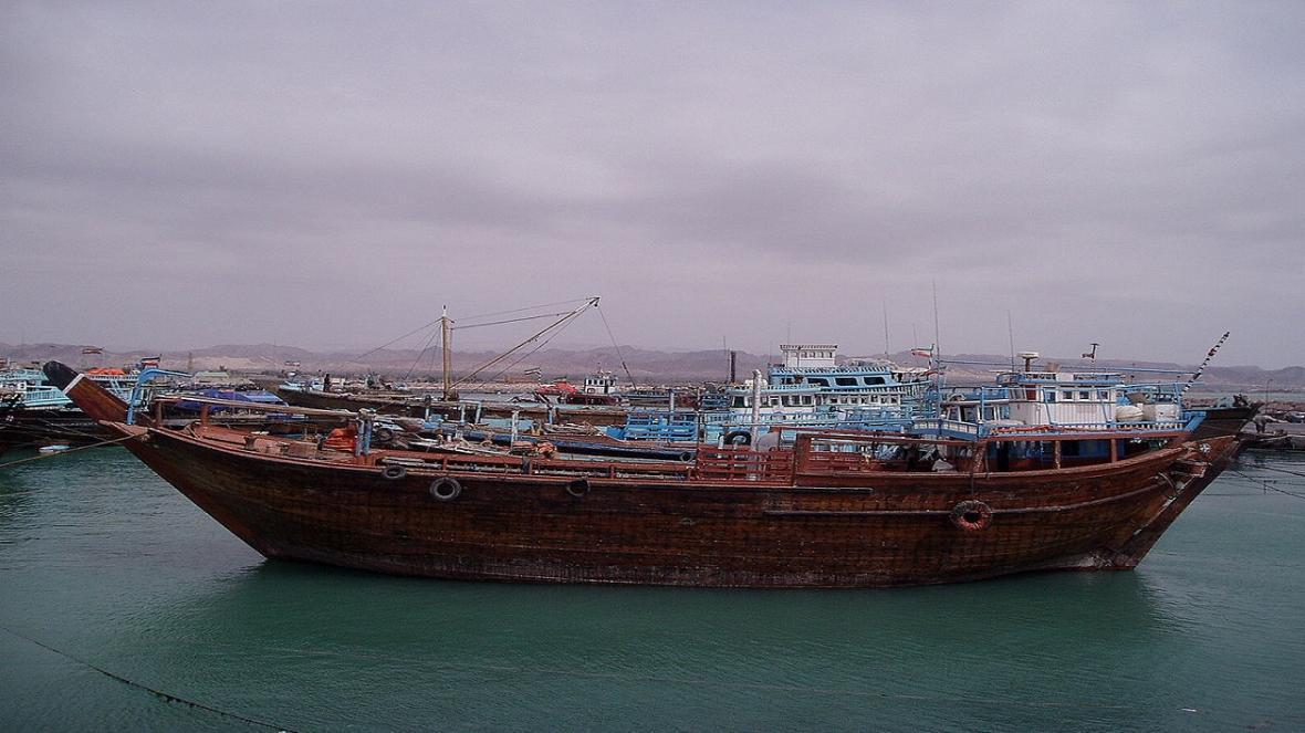 ورود لنج های چوبی به بنادر کشور عمان آزاد شد