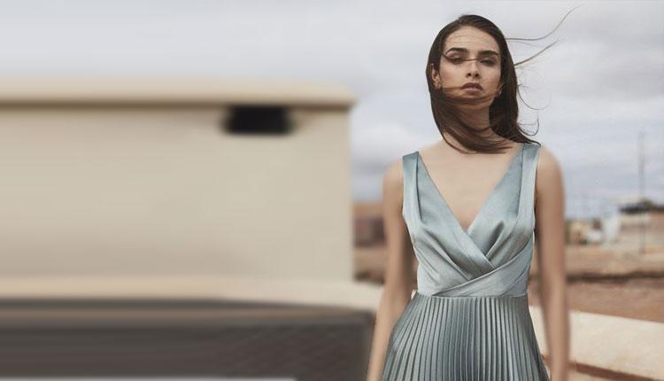 30 مدل لباس مجلسی ساتن دخترانه