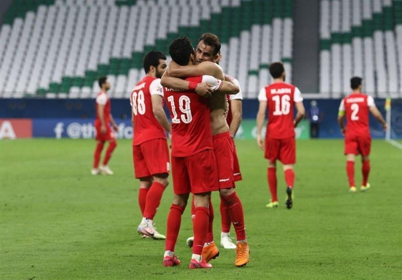 2 پرسپولیسی نامزد بهترین بازیکن هفته لیگ قهرمانان آسیا