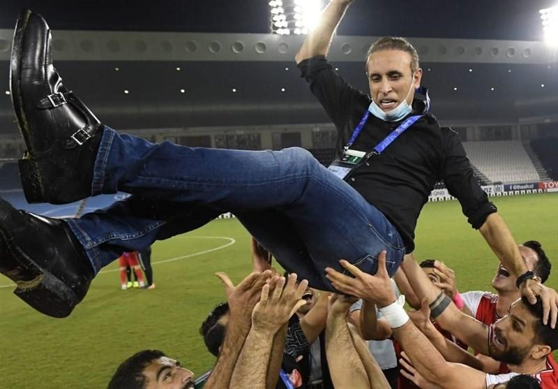 گل محمدی: منتظریم باشگاه به تعهداتش عمل کند، غول های آسیا اسیر غیرت بازیکنان پرسپولیس شدند