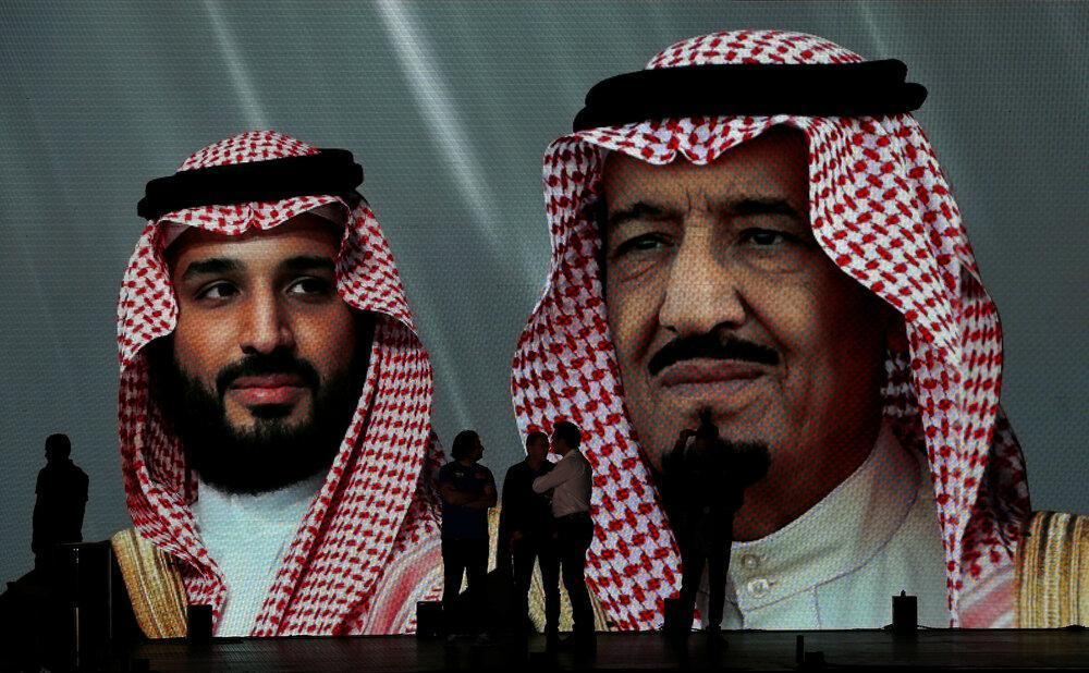 نامه شاه سعودی و بن سلمان به امیر جدید کویت