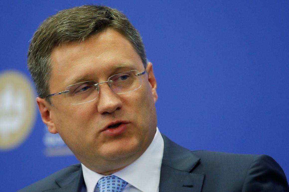 روسیه همکاری نزدیک با اوپک در زمینه گاز را خواهان شد