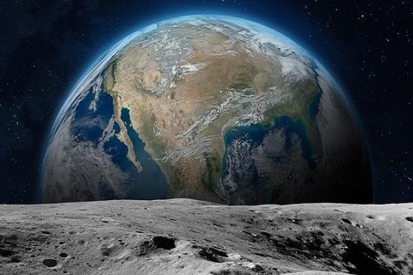 زمین را از زاویه فضانورد ناسا مشاهده کنید