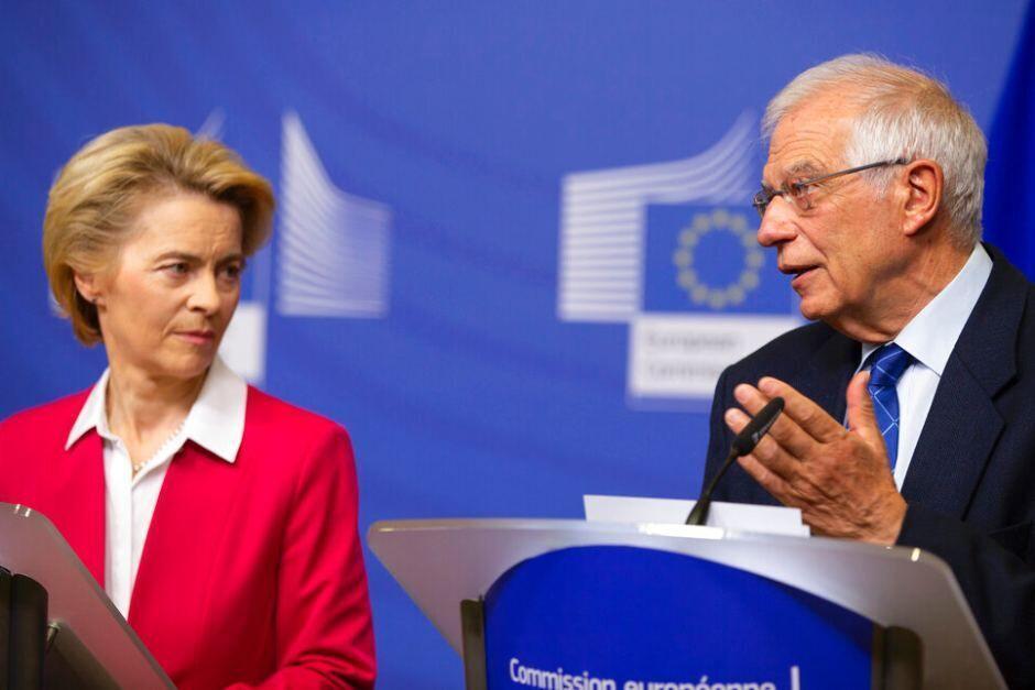 خبرنگاران بورل و کمیسیون اتحادیه اروپا، آمریکا را به حفظ برجام فراخواندند