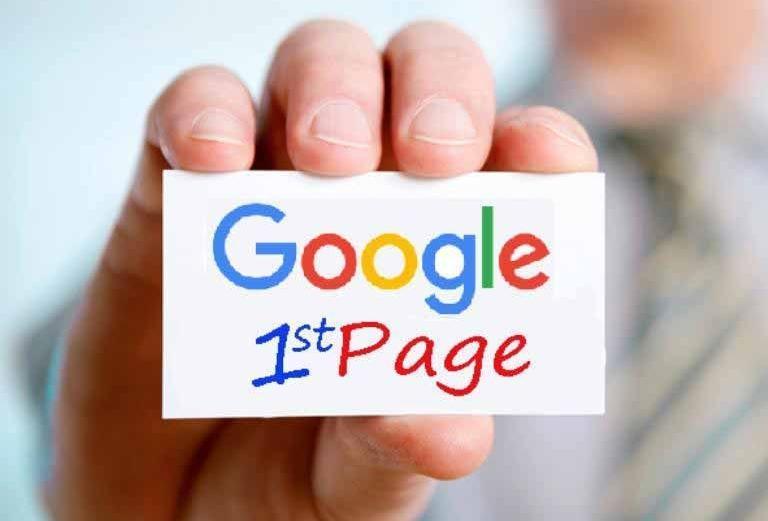 تبلیغات در صفحه اول گوگل چگونه است؟