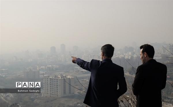 رویای هوای پاک در کلانشهرهای ایران