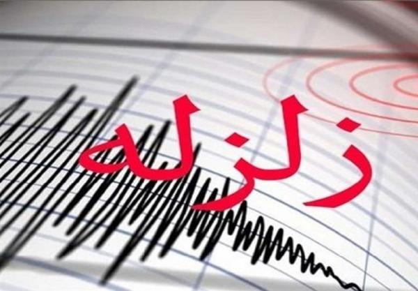 زلزله 4.3 ریشتری در مرز ایران و عراق