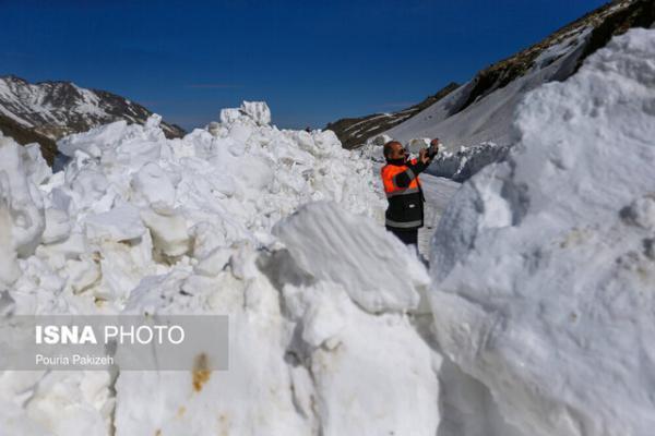 نجات چهار نفر از یک دره در محدوده توچال