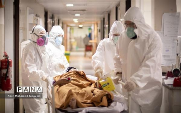 فوت 172 بیمار کرونایی در شبانه روز گذشته؛ 2048 بیمار بستری شدند