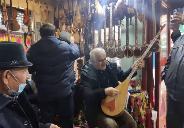 بازدید سفیر ایران در چین از سین کیانگ