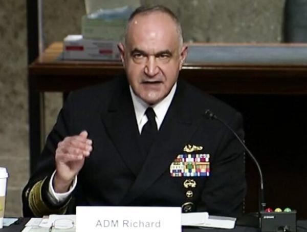 فرماندهی استراتژیک آمریکا: فاقد الگویی برای مقابله همزمان با ارتش های روسیه و چین هستیم