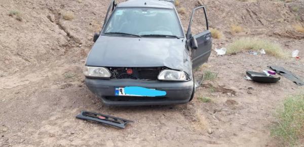 خبرنگاران 2 تصادف جاده ای در استان سمنان یک فوتی و چهار مصدوم داشت