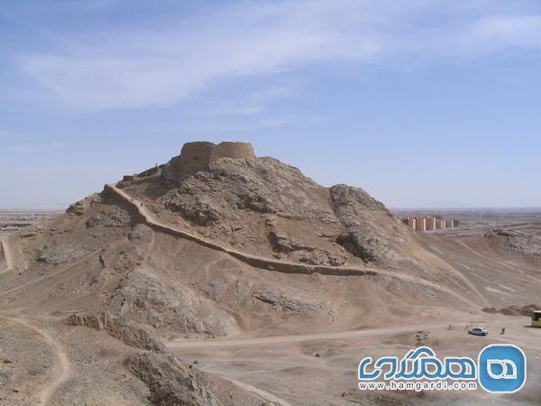 ابلاغ مراتب ثبت ملی 10 تپه فرهنگی تاریخی به استاندار گلستان