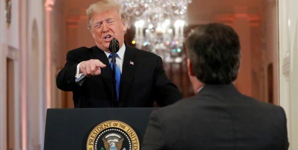 جاسوسی دولت ترامپ از سوابق تماس و ایمیل های خبرنگاران