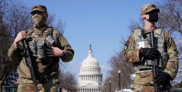 پلیس کنگره آمریکا: تهدیدها علیه نمایندگان کنگره 107 درصد افزایش یافته است