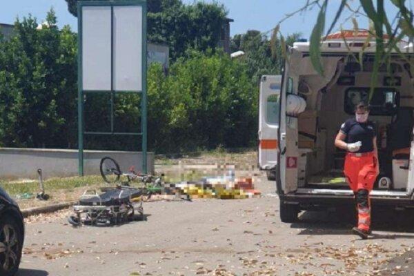 تیراندازی در ایتالیا، 3 نفر از جمله 2 کودک کشته شدند