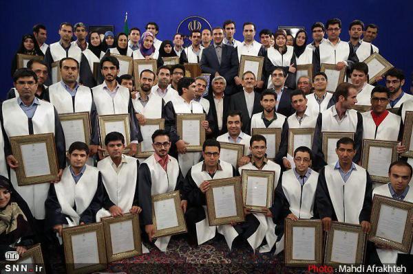 موسسات و سرآمدان علمی ایران معرفی شدند