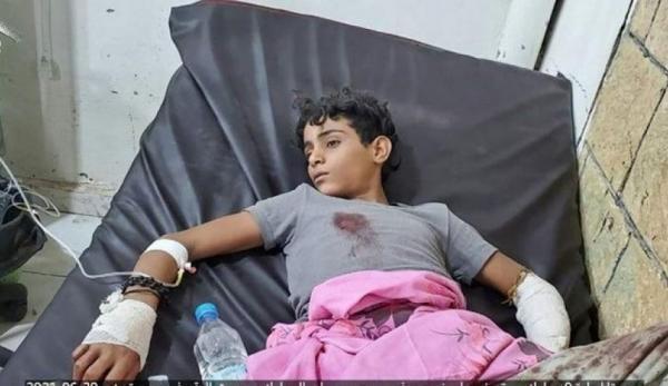 جنایت عربستان در صعده که مسکوت ماند، گزارش تکان دهنده یونیسف درباره بچه ها یمنی