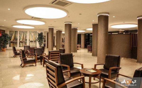 هتل لالیلا بلو سوئیت مارماریس؛ هتلی پنج ستاره و مدرن در ساحل