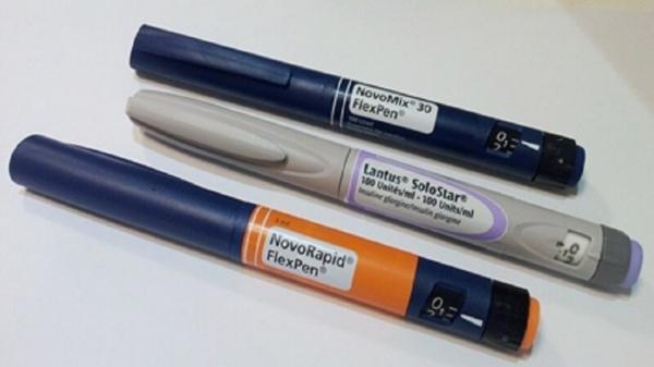 ساماندهی توزیع انسولین قلمی در قزوین