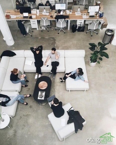 بازسازی ویلا: 6 نمونه از تفاوت های انواع بازسازی ساختمان اداری
