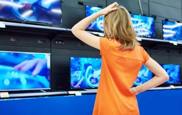کدام سایز تلویزیون برای خرید مناسب تر است؟