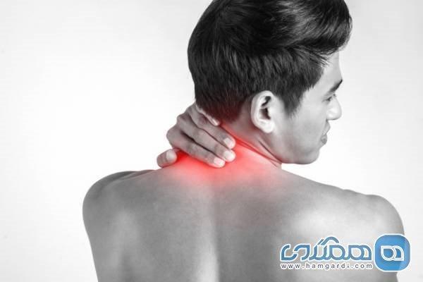 درمان سفتی و خشکی گردن